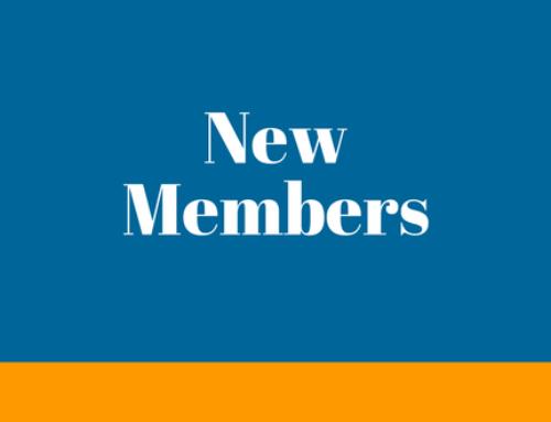 New Members | January 2019